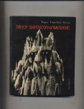 Okładka książki Mity skandynawskie