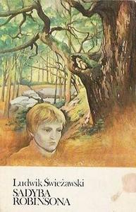 Okładka książki Sadyba Robinsona