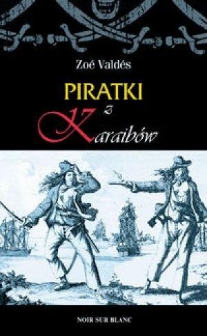 Okładka książki Piratki z Karaibów