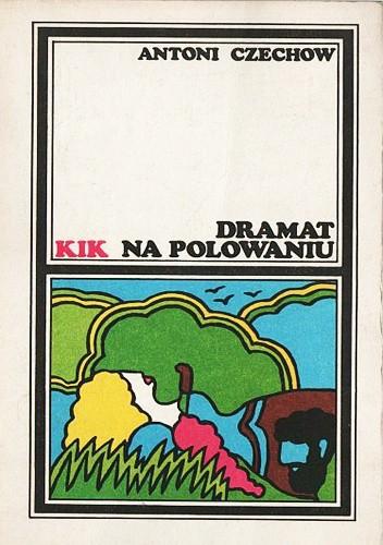 Okładka książki Dramat na polowaniu