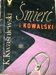 Okładka książki Śmierć i Kowalski