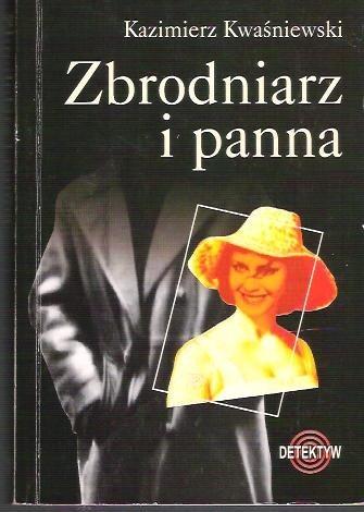 Okładka książki Zbrodniarz i panna