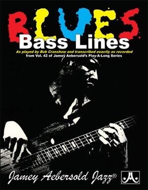 Okładka książki Blues Bass Lines