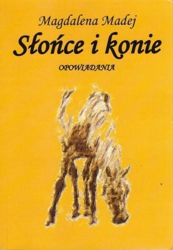 Okładka książki Słońce i konie
