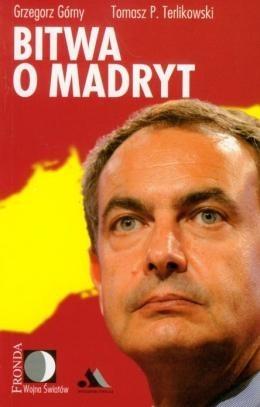 Okładka książki Bitwa o Madryt