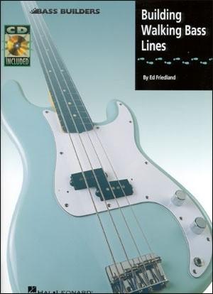 Okładka książki Building walking bass lines