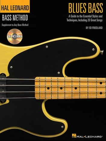 Okładka książki Blues bass: a guide to the essential styles and techniques