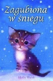 Okładka książki Zagubiona w śniegu