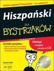 Okładka książki Hiszpański dla bystrzaków