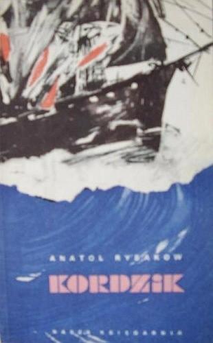 Okładka książki Kordzik