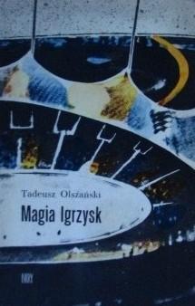 Okładka książki Magia Igrzysk