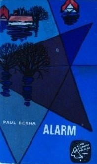 Okładka książki Alarm