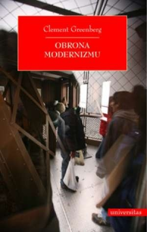 Okładka książki Obrona modernizmu: wybór esejów