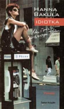 Okładka książki Idiotka: Miłość w Nowym Jorku