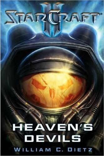 Okładka książki StarCraft: Heaven's Devils