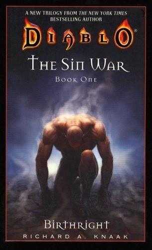 Okładka książki The Sin War #1: Birthright