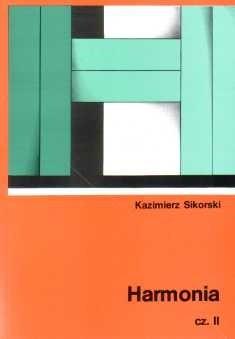 Okładka książki Harmonia cz. 2