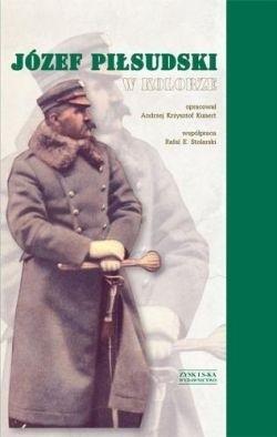 Okładka książki Józef Piłsudski w kolorze