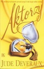 Okładka książki Aktorzy