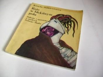 Okładka książki Róże w błękitnym polu. Podania i opowieści o zamkach Dolnego Śląska