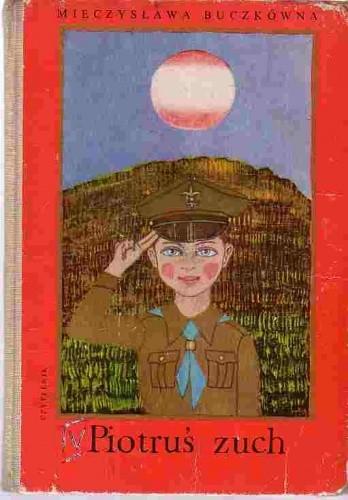 Okładka książki Piotruś zuch