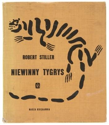 Okładka książki Niewinny tygrys: baśnie indonezyjskie