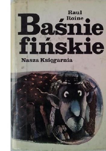Okładka książki Baśnie fińskie
