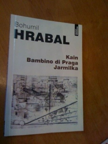 Okładka książki Kain. Bambino di Praga. Jarmilka
