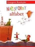 Okładka książki Niesforny alfabet