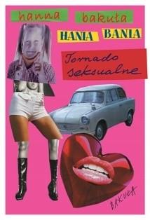 Okładka książki Hania Bania. Tornado seksualne