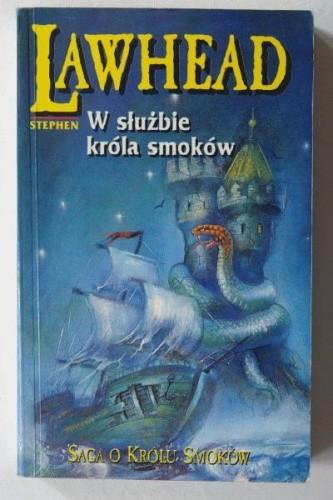 Okładka książki W służbie króla smoków