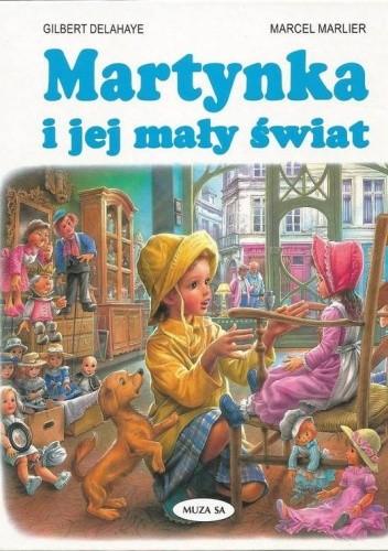 Okładka książki Martynka i jej mały świat