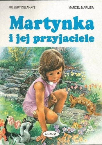 Okładka książki Martynka i jej przyjaciele