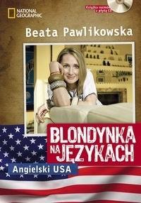 Okładka książki Blondynka na językach - Angielski USA