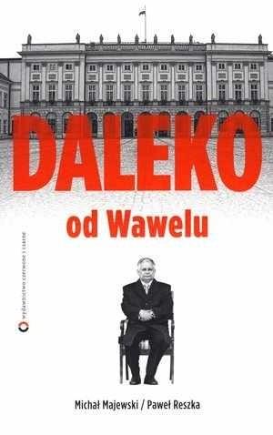 Okładka książki Daleko od Wawelu