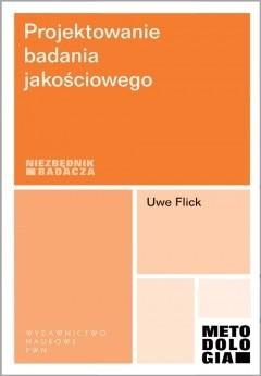 Okładka książki Projektowanie badania jakościowego