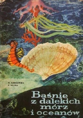 Okładka książki Baśnie z dalekich mórz i oceanów