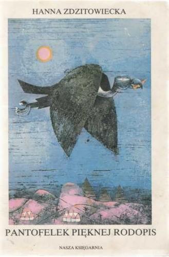 Okładka książki Pantofelek pięknej Rodopis