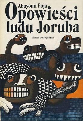 Okładka książki Opowieści ludu Joruba