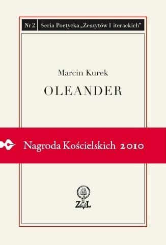 Okładka książki Oleander