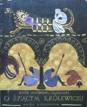 Okładka książki O śpiącym królewiczu: greckie baśnie ludowe