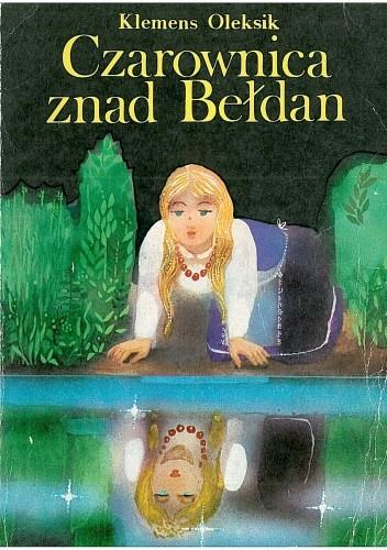 Okładka książki Czarownica znad Bełdan