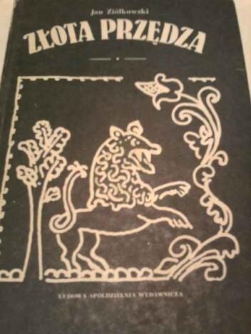 Okładka książki Złota przędza. Opowieści kaszubskie i mazurskie