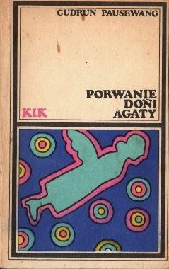 Okładka książki Porwanie doni Agaty