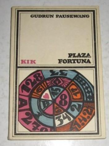 Okładka książki Plaza Fortuna