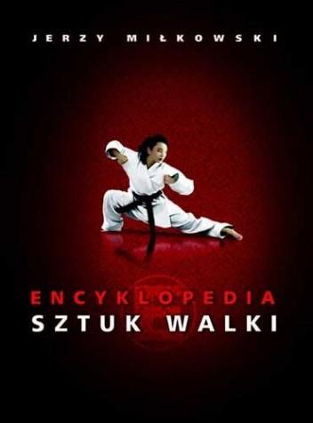 Okładka książki Encyklopedia sztuk walki