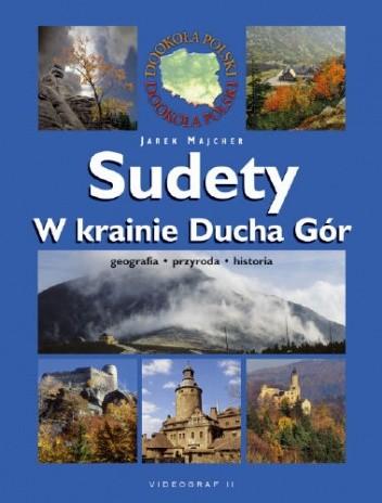 Okładka książki Sudety w krainie Ducha Gór