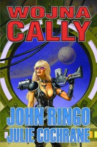 Okładka książki Wojna Cally