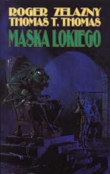 Okładka książki Maska Lokiego