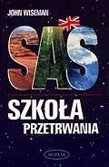 Okładka książki SAS Szkoła przetrwania